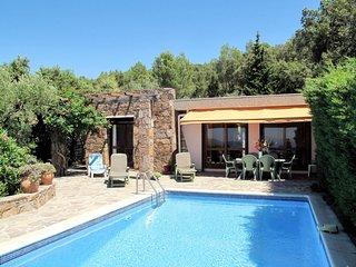Ferienhaus mit Pool (AGY120)