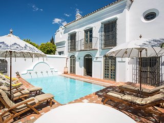 Villa Casa Begona Marbella close to beach