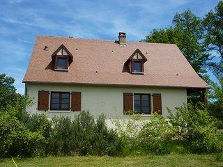 Maison de campagne dans le Quercy