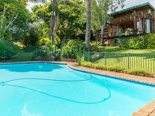 Pool + Nature on Alphen trail Constantia