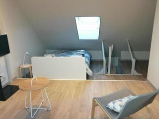 The Duplex Suite - B&B MY ART HOUSE (Douai Centre)