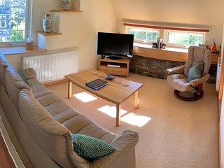 The Loft Apartment at Clos de la Tour, luxury self catering on Sark