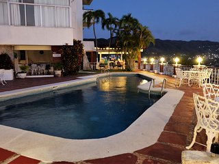 Apartment fully furnished in Acapulco