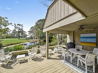 Harbour Town Home Located on the 17th Fairway