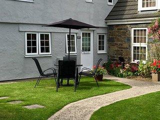 The Garden Apartment at Clos de la Tour, luxury self catering on Sark