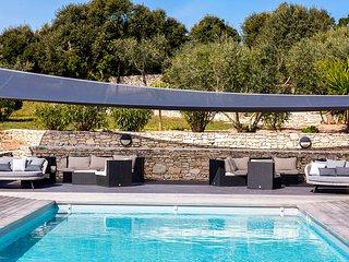 L'Albitru chambre d'hôtes à Bonifacio avec piscine chauffée