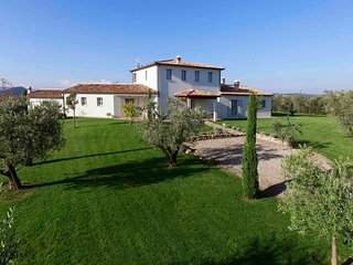 Villa Sassi: Luxury 4 bedroom villa in Tuscany
