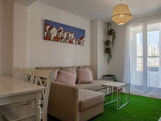 Comfy 3 Bed / 8 ppl Apartment in El Pilar