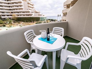 Benal Beach 4 - First Line Beach 2BR Apartment in Benalmadena, Water Park