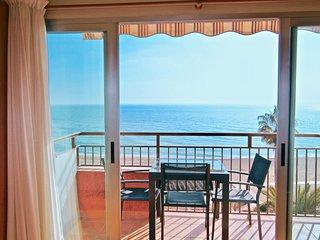 La Perla de Fuengirola - First Line 2BR Apartment with Sea View