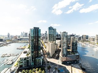 Sky High Luxury 3 Bedroom Apartments Harbour Views
