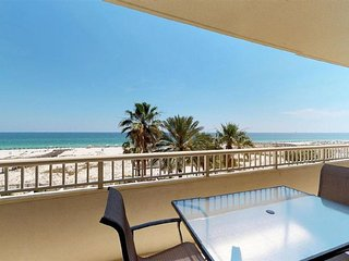 The Beach Club B405 - Beach Front Condo with Amazing Views - New Owners
