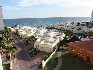 Beautiful 2 Bedroom Condo on the Sea of Cortez at Las Palmas Resort D-501