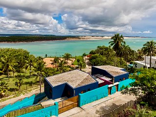 Luxury Vila , ocean view, norwest of brasil