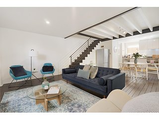 Large Converted Church Apartment In Top Location