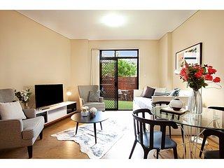 Generous modern apartment in prime location