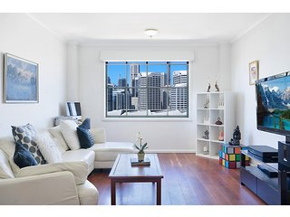 Perfect Pyrmont penthouse pad