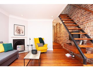 Renovated heritage terrace in unbeatable location