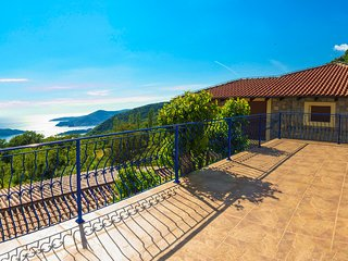 Traditional Adriatic Stone House with awesome sea views and Wi-Fi