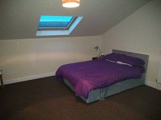 Spacious Double Bedroom with a private En-Suite