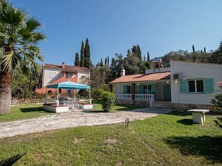 Villa Mazis - a family home in central Corfu, close to everything