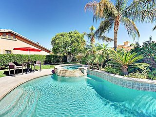 New Listing! Updated Golf Retreat w/ Private Pool & Hot Tub, Near Coachella