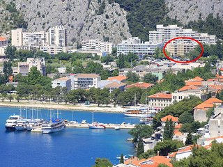 One bedroom apartment Omis (A-16952-a)