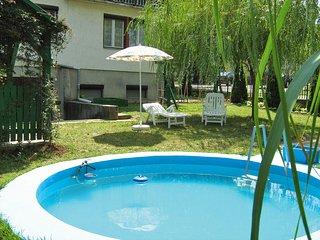Ferienhaus mit Pool (SZA300)