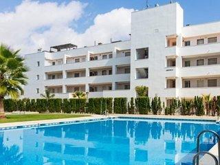 Apartamento en Urbanizacion Miraflores Mijas Costa con WiFi y Aire acondicionado