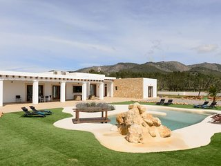 4 bedroom Villa in San Lorenzo de Balafia, Balearic Islands, Spain - 5047884