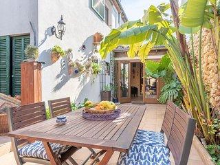 Maison majorquine avec jardin terrasse