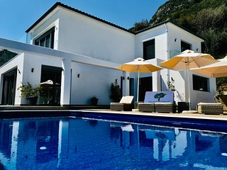 Doukades Villa.   May/June dates available. Heated pool and Jacuzzi