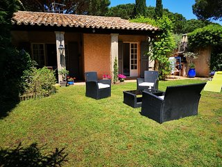 Friendly family house near st tropez
