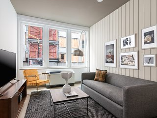 Sonder | Wall Street | Superior 2BR + Kitchen