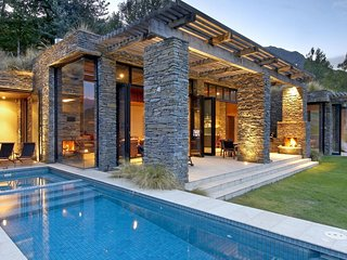 This Luxury Contemporary, Award Winning designed Villa in the Perfect Location