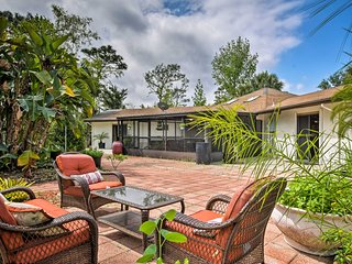 NEW! LaBelle Cottage w/ 10 Acres & Prvt Hot Tub!