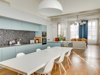 Beautiful apartment in the heart of La Rochelle