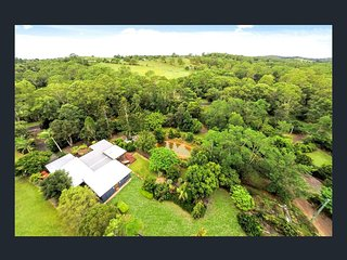 Billabong Noosa Hinterland Holiday House