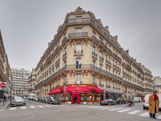 TOP LUXURY-135m2 CHAMPS ELYSEES LUXE RESIDENCE