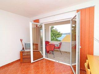 Apartments Marko Peljesac - Standard One Bedroom Apartment with Balcony (2)