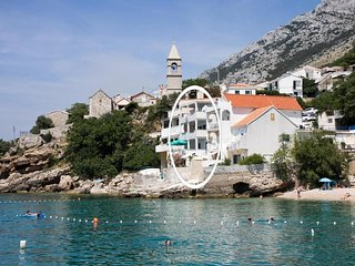 Two bedroom apartment Pisak (Omiš) (A-1001-c)