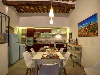 Cozy apartment in the heart of Siena