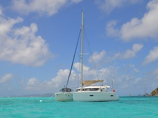 Lornadream Croisière Catamaran Caraïbes