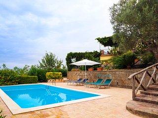 Arenaccia Villa Sleeps 8 with Pool - 5785026