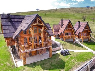 Wooden Valley Zlatibor Resort
