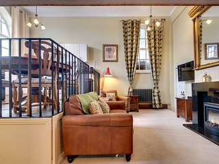 Historic Carnegie Library Apartment