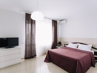 Cosy and comfortable apartment with 1 bedroom in the center
