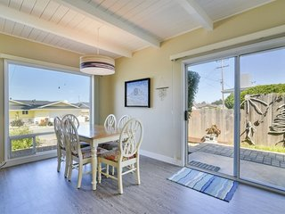 Comfortable and Cozy Well Furnished Home 2 Blocks from Beach in Morro Bay