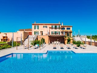 Sa Muntanyeta - Amazing Villa with private pool