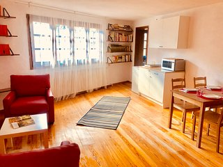 Studio-apartment with Sauna - Casa les Pomeretes